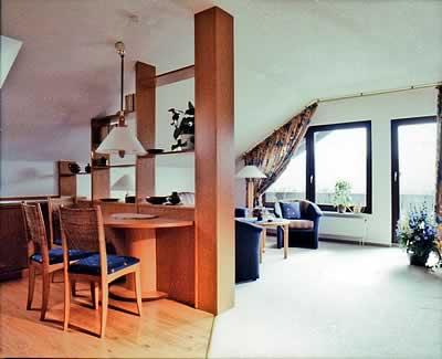 haus golfwiese die wohnungen. Black Bedroom Furniture Sets. Home Design Ideas